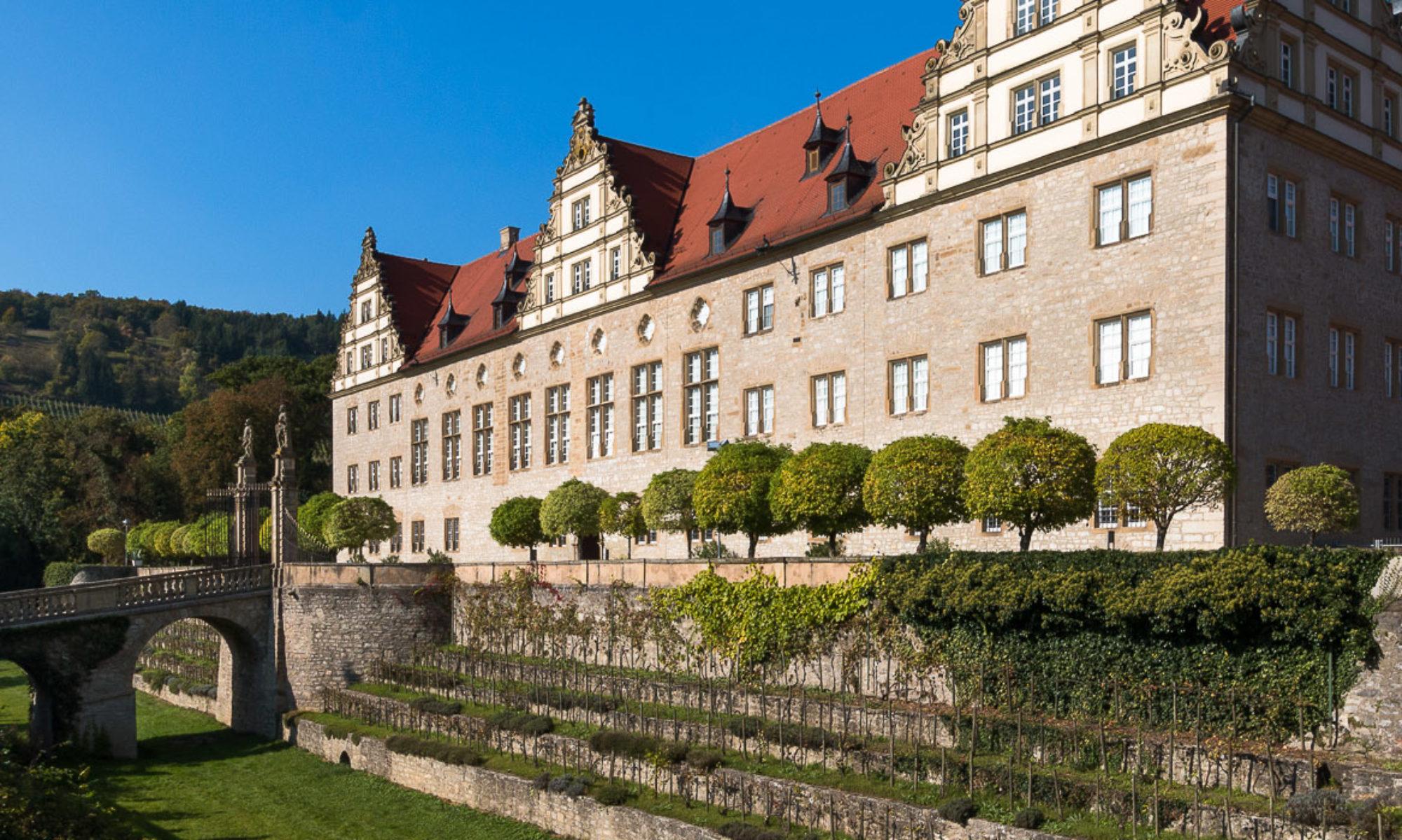 Piping und Drumming School auf Schloss Weikersheim